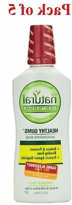 Natural Dentist Mouthrinse Ppprmint Twist