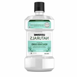Listerine Naturals Antiseptic Mouthwash, Fluoride-Free Oral
